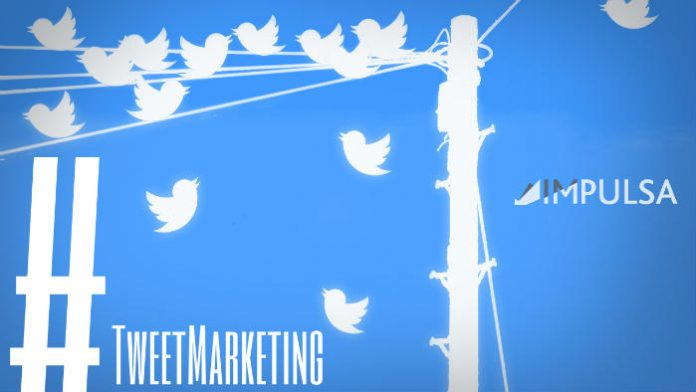 Haciendo marketing en Twitter