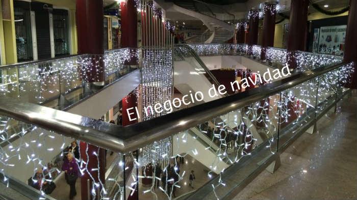 El negocio de navidad