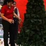 Negocios fugaces de navidad decoración de hogares