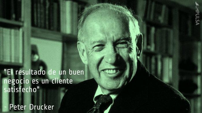 Consejos de Peter Drucker