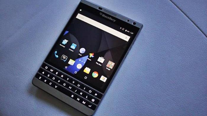 La falta de innovación de BlackBerry