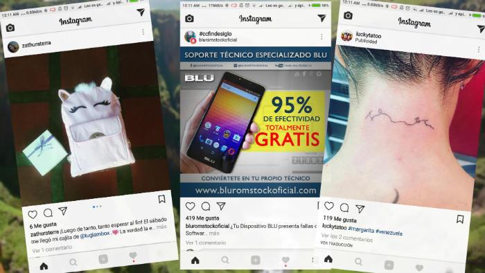 Cómo hacer Publicaciones en Instagram