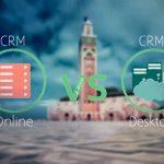 Crm Online o Desktop