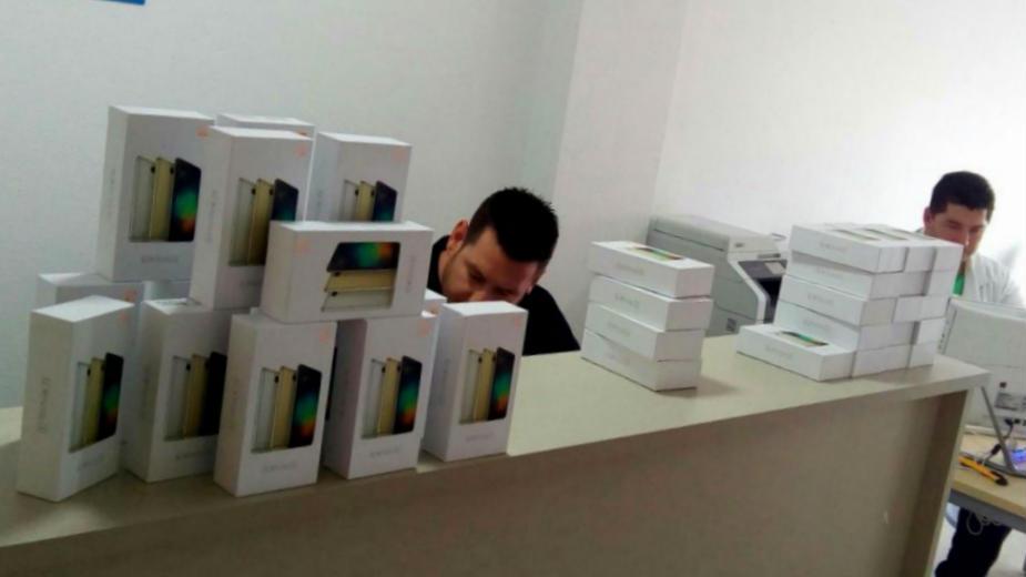 Instalaciones de una tienda virtual en España