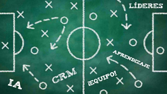 CRM para administrar al equipo