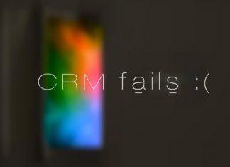 Fallos del CRM