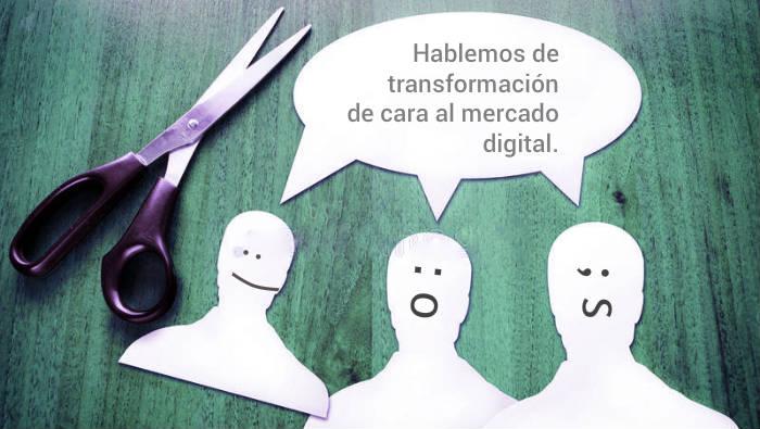 Transformando mercado digital con CRM