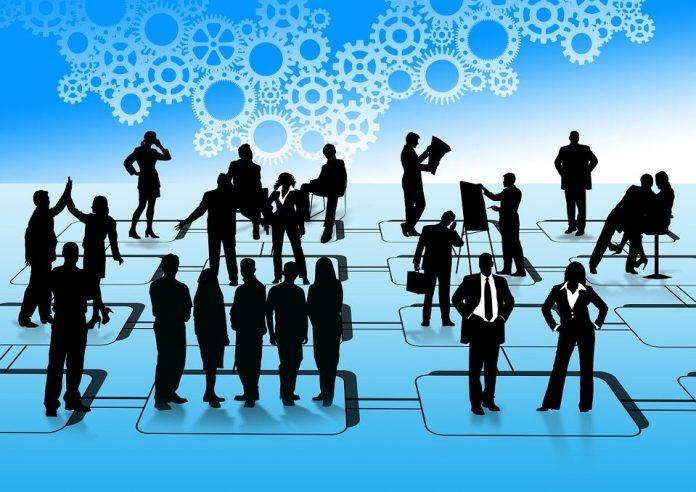 departamentos que conforman una empresa