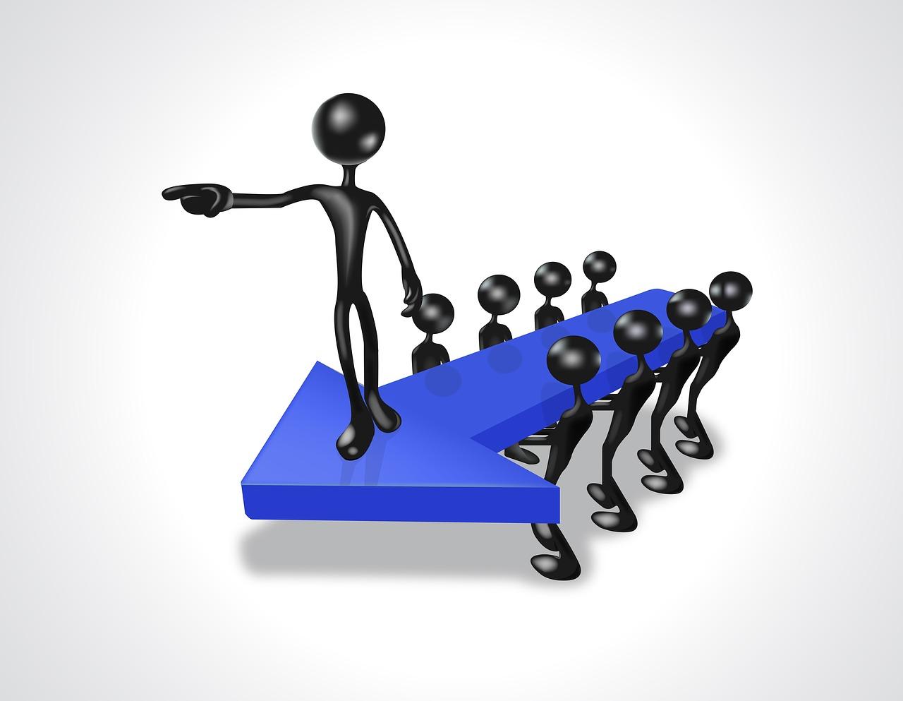 delegar en la empresa