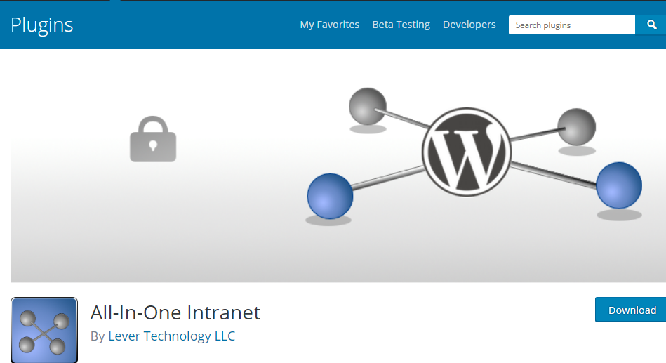 Cómo crear una intranet en WordPress