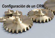 configurar un CRM