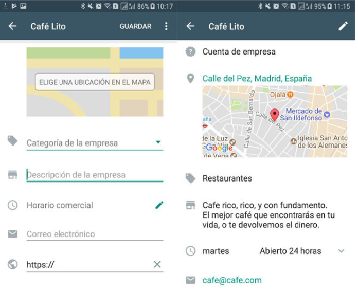 Por qué usar WhatsApp Business