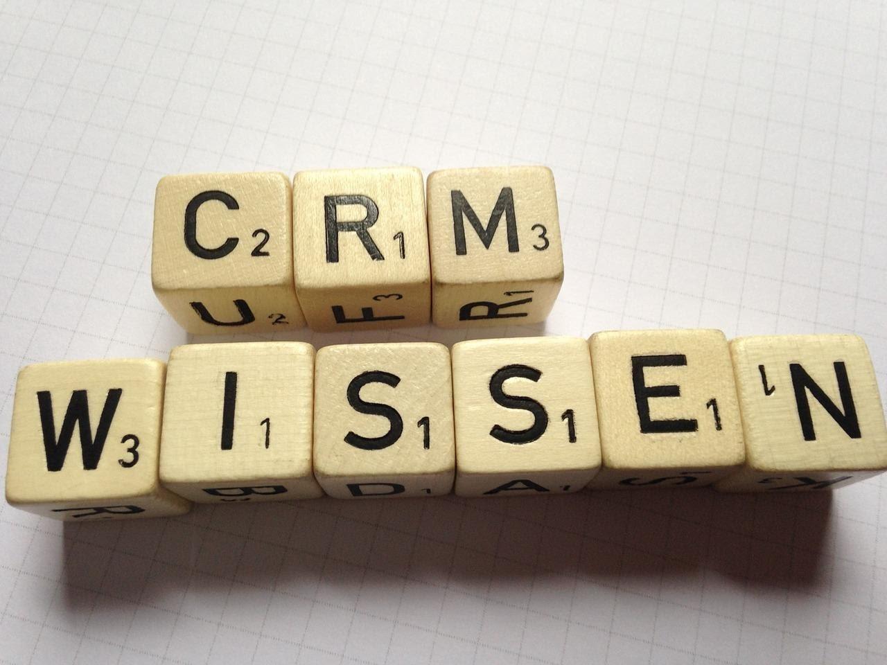 CRM y ERP son los mismos