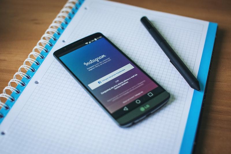 crear una cuenta de empresa en Instagram